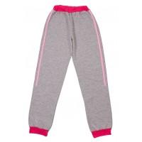 Штаны для девочек Valeri-tex 1831-99-155-003-1 Серый
