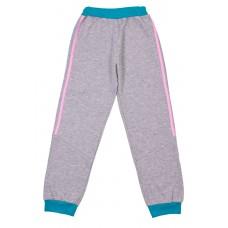 Штаны для девочек Valeri-tex 1831-99-155-003-2 Серый
