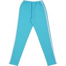 Штаны для девочек Valeri-tex 1832-99-355-020 Бирюзовый