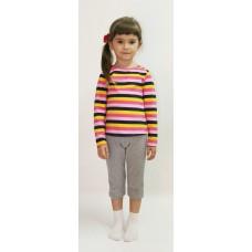 Блузка для девочек Valeri-tex 1833-99-240-027 В ассортименте
