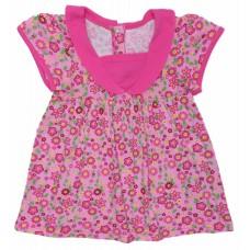 Платье Valeri-tex 1847-99-024-027-1 Розовый