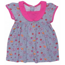 Платье Valeri-tex 1847-99-024-027-2 Серый