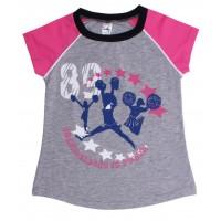 Футболка для девочек 1879-55-042-003-2
