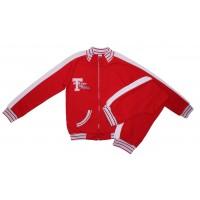 Комплект для девочек Valeri-tex 1892-75-155-012 Красный