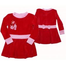 Платье Valeri-tex 1898-20-365-012 Красный