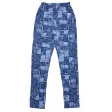 Лосины для девочек Valeri-tex 1903-99-140-027 Синий