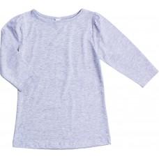 Блузка для девочек Valeri-tex 1907-99-042-003 Серый