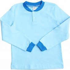 Джемпер для мальчиков Valeri-tex 1912-99-096-008 Голубой