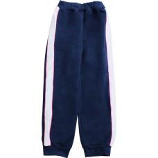 Штаны для девочек Valeri-tex 1917-99-055-007 Синий