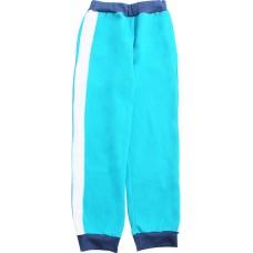 Штаны для девочек Valeri-tex 1917-99-055-020 Бирюзовый