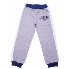 Штаны для мальчиков Valeri-tex 1918-55-055-030 Серый меланж