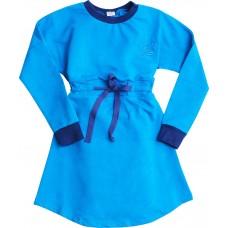 Платье Valeri-tex 1920-20-355-020 Бирюзовый