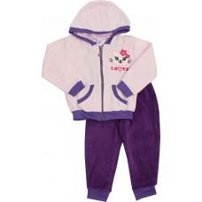 Комплект детский Valeri-tex 1937-20-365-006 Розовый