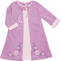 Платье Valeri-tex 1939-55-090-015 Сиреневый