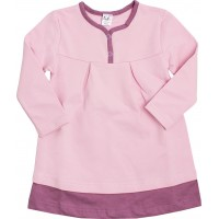 Платье Valeri-tex 1940-99-355-006 Розовый