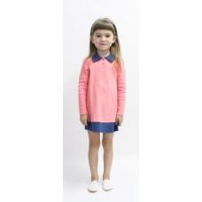 Платье Valeri-tex 1941-99-090-018 Коралловый