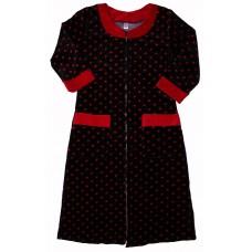 Халат Valeri-tex 1994-99-165-027-01-1 Красный