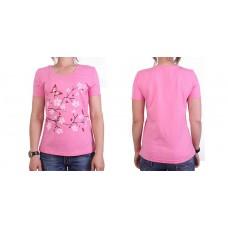 Блузка женская Valeri-tex 1998-55-042-006 Розовый