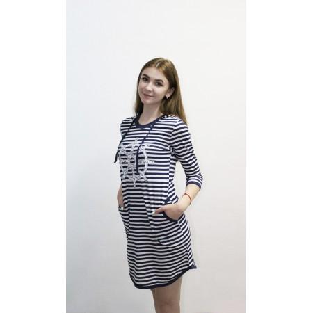 Платье Valeri-tex 2001-55-021-027 В ассортименте