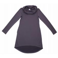 Платье Valeri-tex 2032-99-355-003 Серый