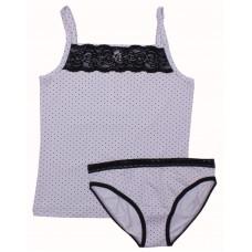 Комплект женский Valeri-tex 2040-99-240-027-03 Серый