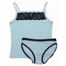 Комплект женский Valeri-tex 2040-99-240-027-038 Ментол