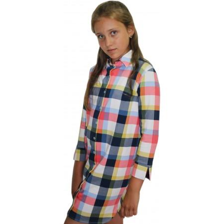 Платье-рубашка 2078-99-140-027-02