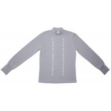 Блузка для девочек Valeri-tex 2090-55-042-003 Серый