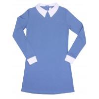 Платье для девочек Valeri-tex 2092-99-090-007 Синий