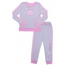 Комплект детский Valeri-tex 2138-55-393-030-1 Серый меланж