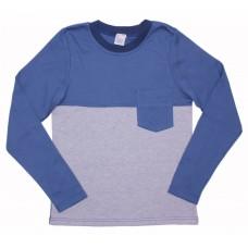Джемпер для мальчиков Valeri-tex 2142-99-090-028 Синий