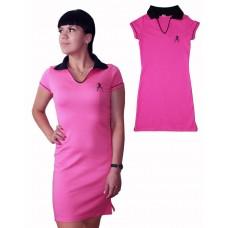 Платье Valeri-tex 2146-55-090-017 Малиновый