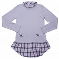 Туника Valeri-tex 2150-99-090-028-003 Серый