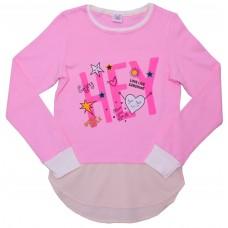 Туника для девочек Valeri-tex 2157-55-090-006 Розовый