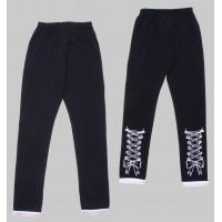 Штаны для девочек Valeri-tex 2186-55-042-001 Черный