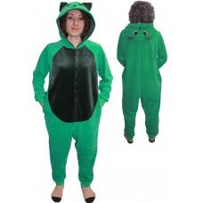 Кигуруми Valeri-tex 2221-20-160-028-009 Зеленый