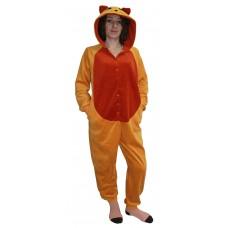 Кигуруми Valeri-tex 2221-20-160-028-026 Оранжевый